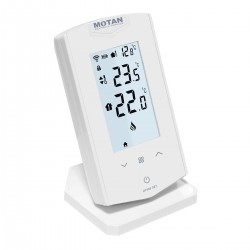 Termostat de ambient  wireless, Motan HT 500SET, Wi-Fi